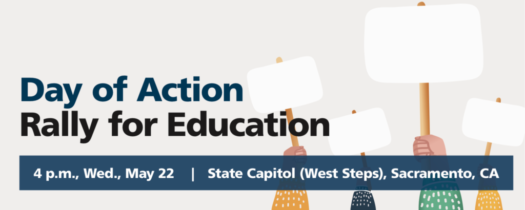 Day of Action - Rally for Education